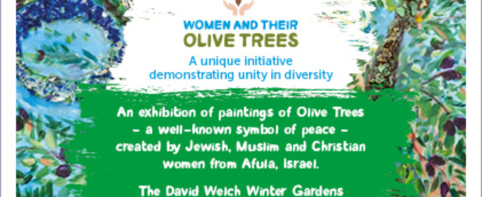 Women and Their Olive Trees