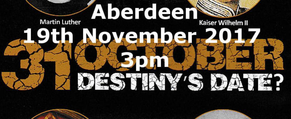 Balfour 100 – Destiny's Date!